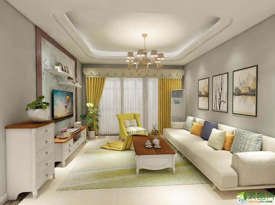 【金广门装饰】挑战价格极限  两室  中式风格 装修效果图