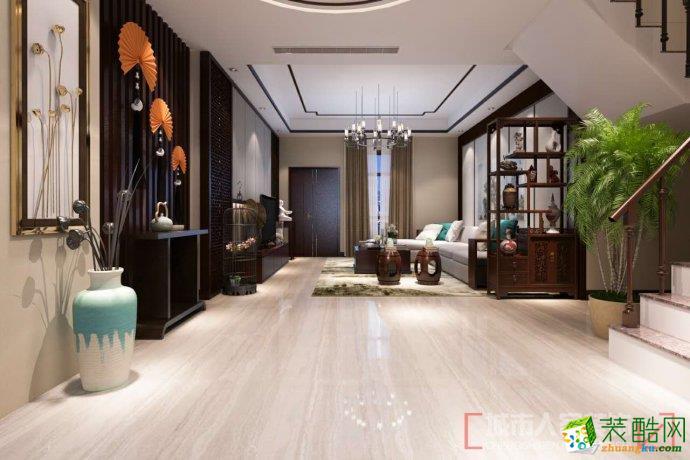 淄博城市人家| 明发国际175平中式风格装修设计效果图案例