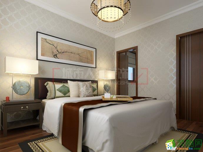 博山装修公司| 翰林府邸100平法式风格装修设计效果图案例