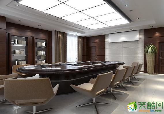 济南春朋孚圣装饰-会议室装修效果图