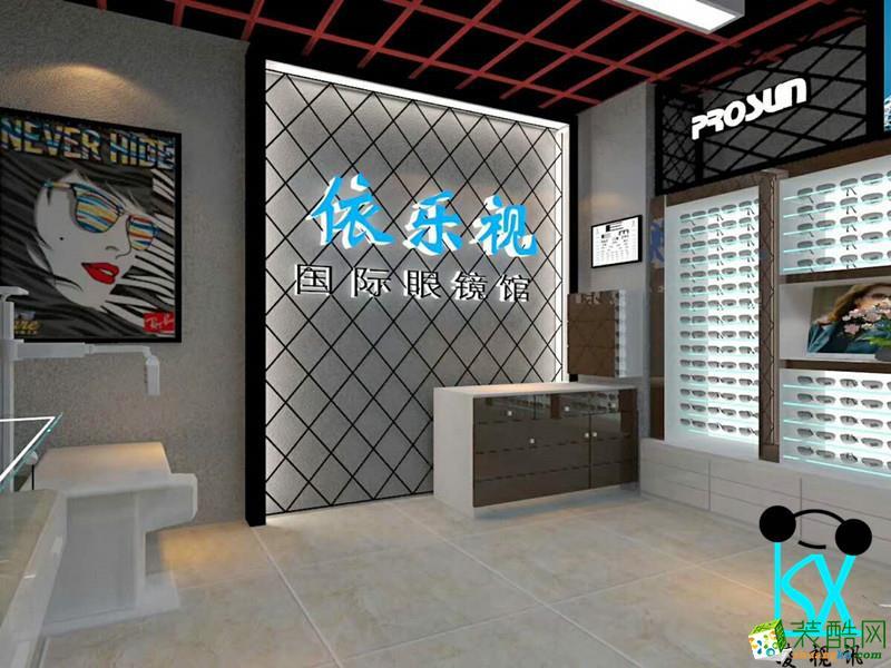 凌视讯装饰-132�O红河哈尼族彝族自治州11-800依乐视眼镜店装修