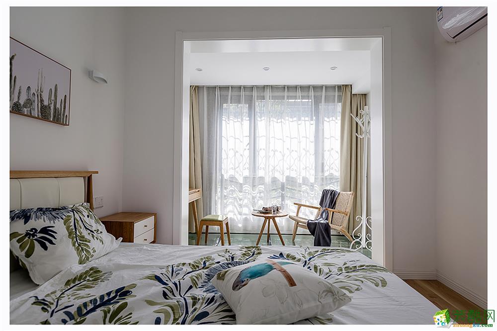 卧室  都都装饰-乐山红叶