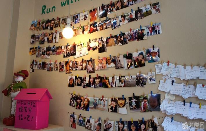 创意照片墙,教你如何展示!