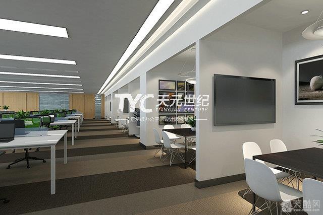 现代化的办公室装修设计其实就是等同于智能化的办公室装修设计,所以