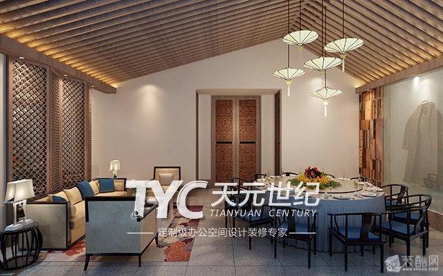 关于北京酒店装修设计中的客房顶棚是如何进行设计的?