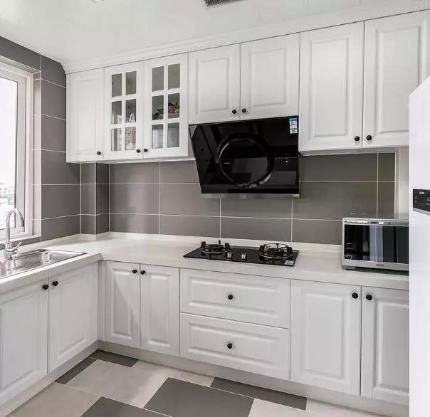自建厨房灶台设计图纸
