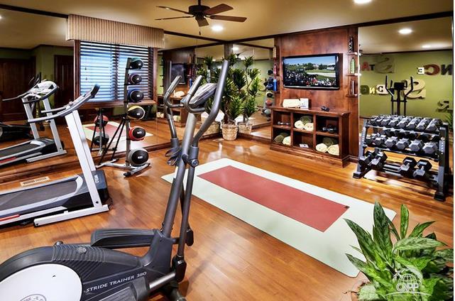 健身房装修多少钱 健身房装修设计注意事项