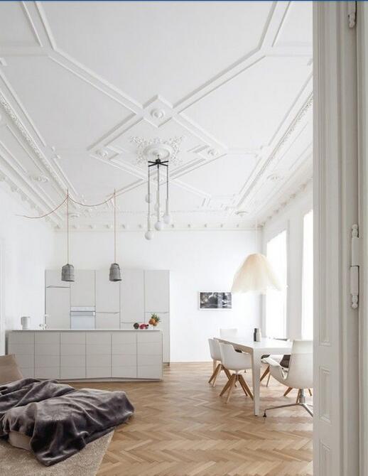客厅要不要做石膏线?客厅凹造型便宜必备
