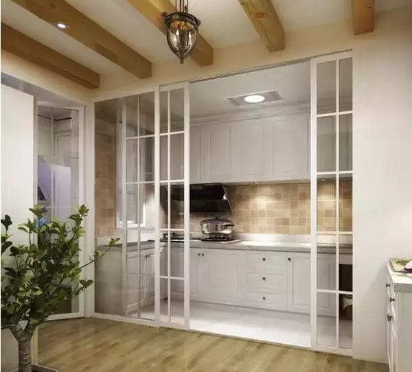小户型厨房装修设计技巧攻略(附小户型厨房装修案例)