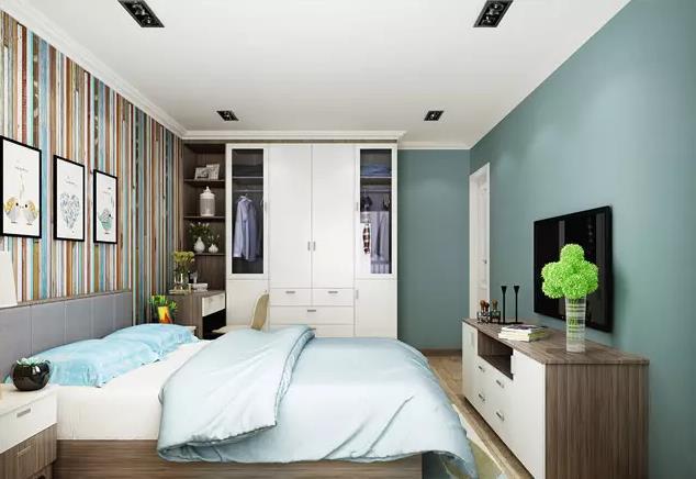 三房一厅装修设计怎么做?75平三房一厅北欧风装修