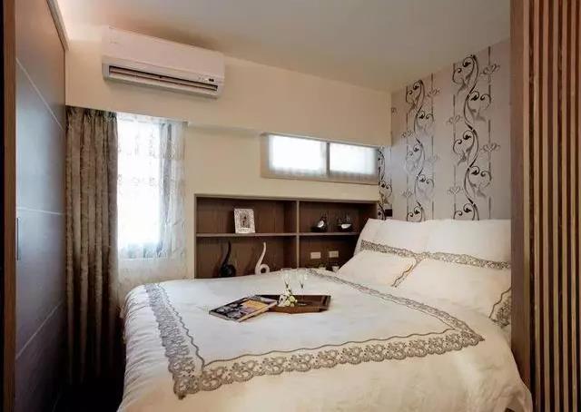 两室一厅装修设计怎么做?8万简约装70平两室一厅