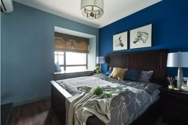 小三室装修怎么做?86平美式小三室装修最美效果