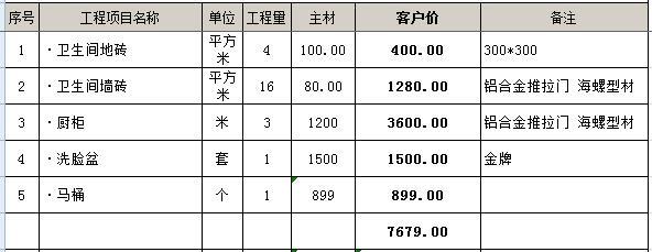 3平米卫生间装修多少钱?3平卫生间怎么装修合理?(附价格清单)