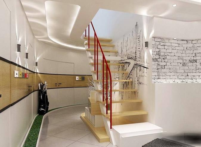 室内楼梯价格从几千元到数万元不等,楼梯的材质,款式不同,价格也会图片
