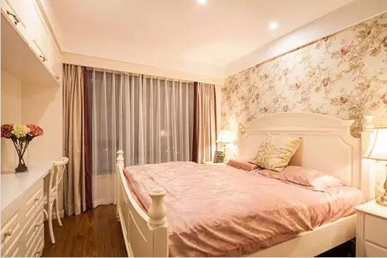 背景墙 房间 家居 设计 卧室 卧室装修 现代 装修 550_367