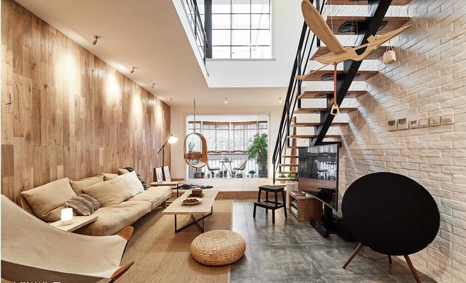 loft装修费主要包括:设计费,材料费以及施工费等等,影响预算费用多少