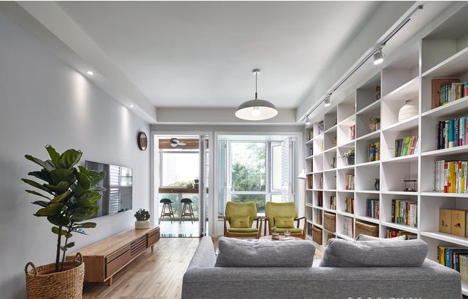 90平米房屋装修价格大概多少?整装90平北欧风装修预算