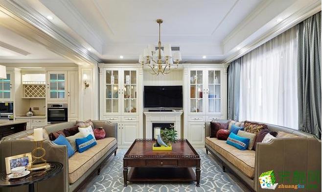 联排别墅装修一般要多少钱?450平联排别墅装修预算
