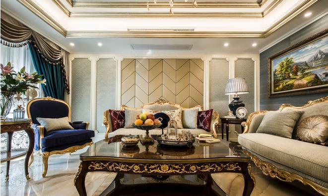 2017两居室欧式风格装修多少钱?两居室欧式装修预算