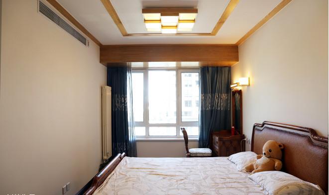 76平米装修多少钱?30万整装76平两居室混搭案例