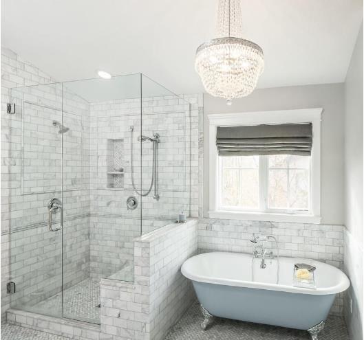 67卫生间要不要安装淋浴房?听听装修老师傅的说法