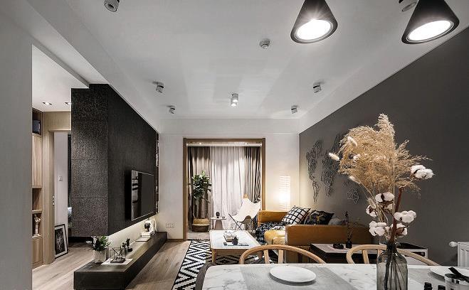 6784平小户型装修多少钱?84平简单两居室装修预算清单