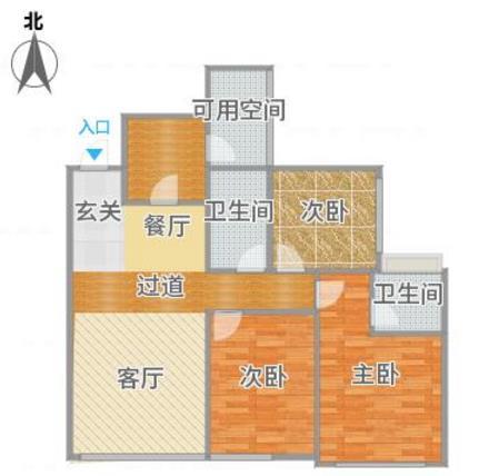 三室两厅全包装修多少钱?100平三室两厅简单装修预算清单
