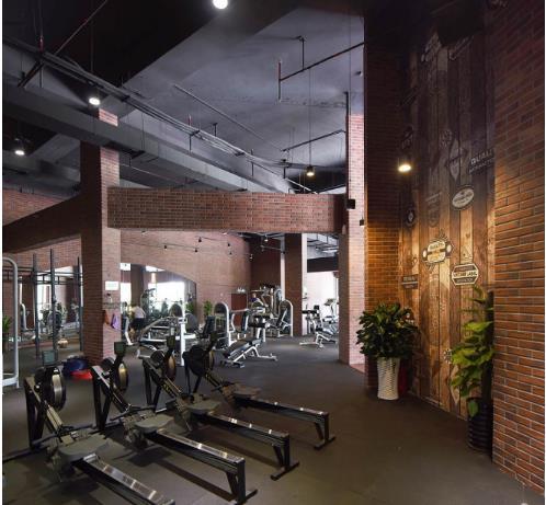 健身房前台装修 健身房装修设计要怎么做?