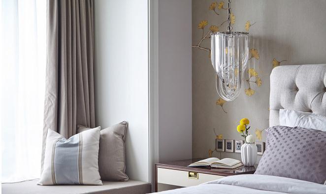 160平米装修多少钱?20万现代风格三居室装修分享