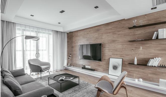 一室一厅简单装修多少钱?45平一居室装修预算清单