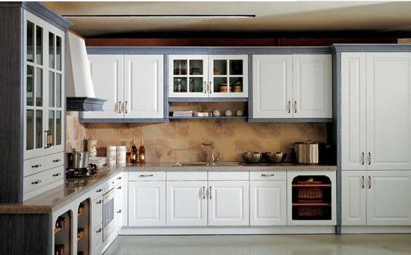 厨房吊柜到底要不要做到顶?橱柜装修最合理尺寸