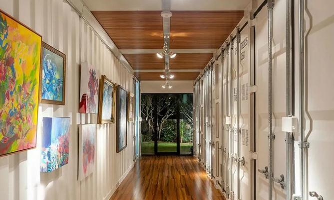 如何合理装修走廊过道空间?寸土寸金浪费可惜图片