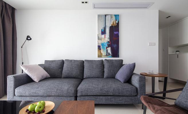 127平米简单装修多少钱?12万全包简约三居室装修分享