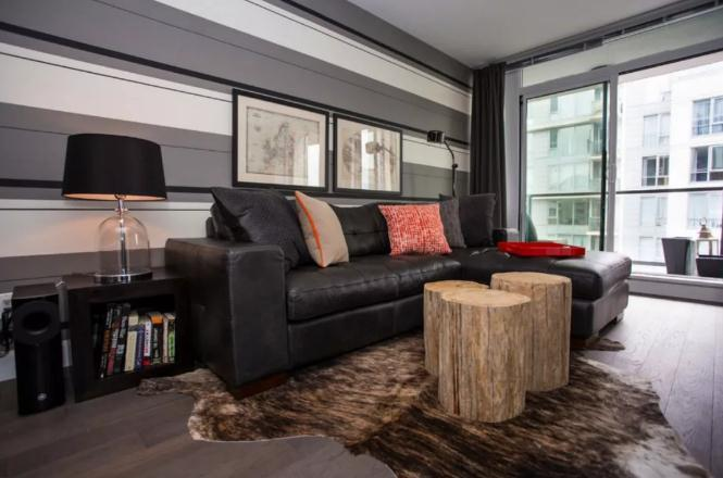 高端男士单身公寓如何装修?要阳刚更要质感