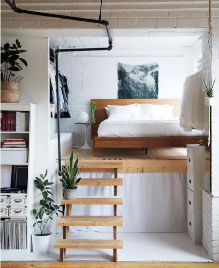 旅行青蛙都在住的loft,你喜欢吗?