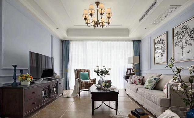 140平简美全包装修多少钱?27万打造浪漫简美三居室装修