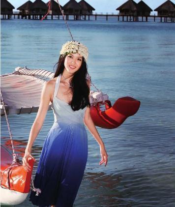 张梓琳私宅颜值爆表,果然世界小姐的审美就是高