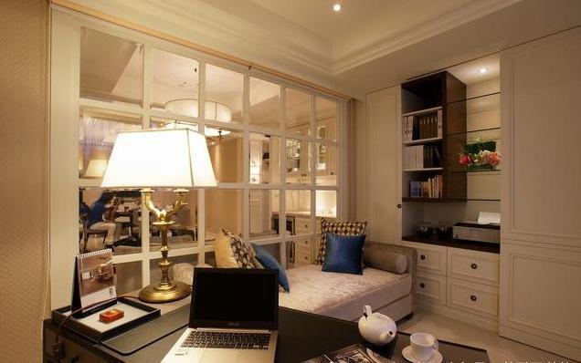 190平四室怎么装修更合理?超适合大家庭的简欧风装修实景图