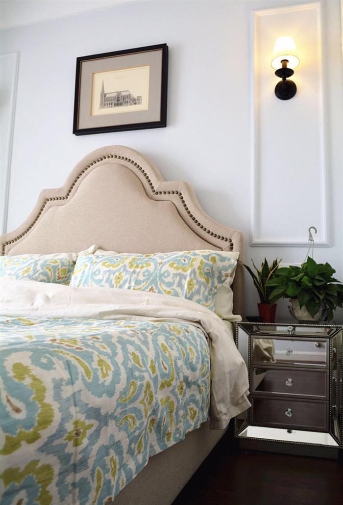 装修日记:一对80末小夫妻的小两室,小户型美式这么装才好看!