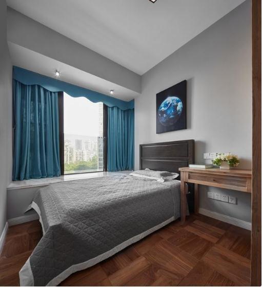 装修日记:98平小三房装修,23万打造舒适北欧风
