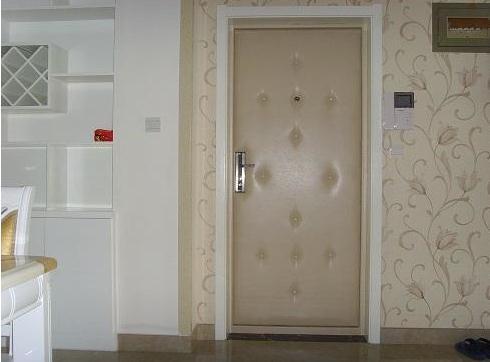 家里的防盗门很丑怎么办?防盗门美容法汇总
