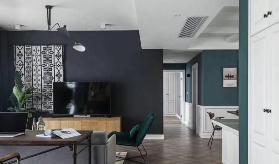 墙面装修刷什么颜色好?乳胶漆墙面色彩选择注意事项