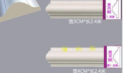 PU线条多少钱一米?PU装饰线条装修好用不?