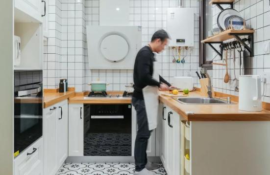 厨房台面最好多高?根据身高定高度很有必要
