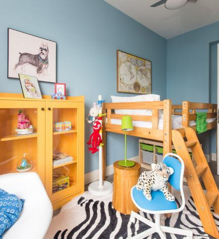 188平北欧混搭风装修多少钱?70万打造孩子的完美家居