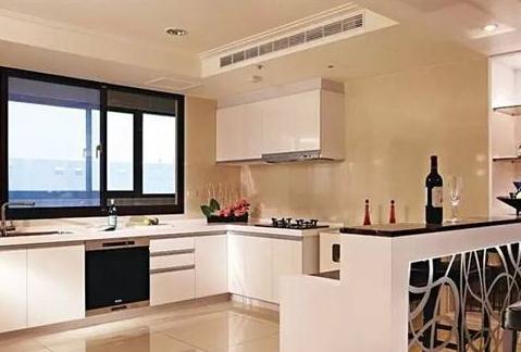 厨房要不要装空调?厨房专用空调有哪几种?