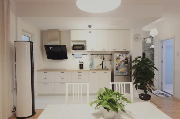 100平小三室装修只花了12万,这装修性价比真高,省钱又美观!
