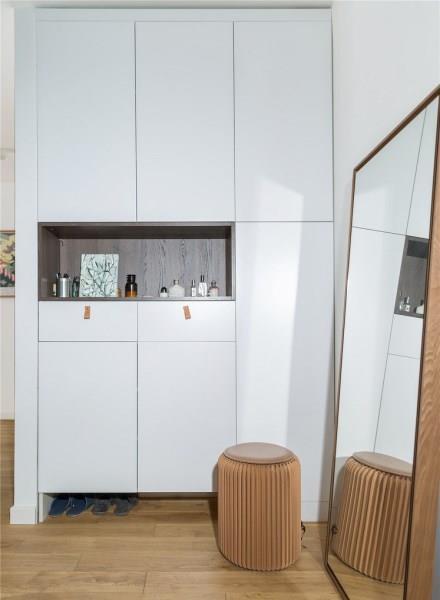 130�O北欧三室家,23万打造惊艳实用,真心值!