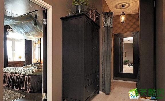 衣柜 衣柜效果图 昆仑装饰-145平新古典风格公寓