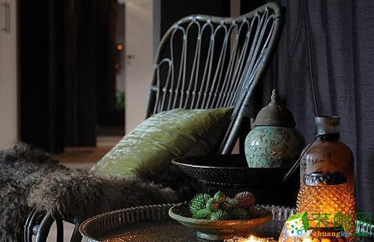 软装饰  昆仑装饰-145平新古典风格公寓